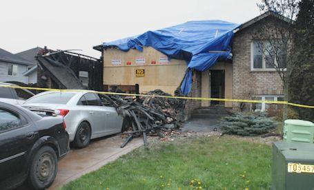 The Kincardine Record Kincardine House Fire Causes
